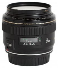 ef 28mm f/1.8 usm (non is) for $389 at amazon   canon
