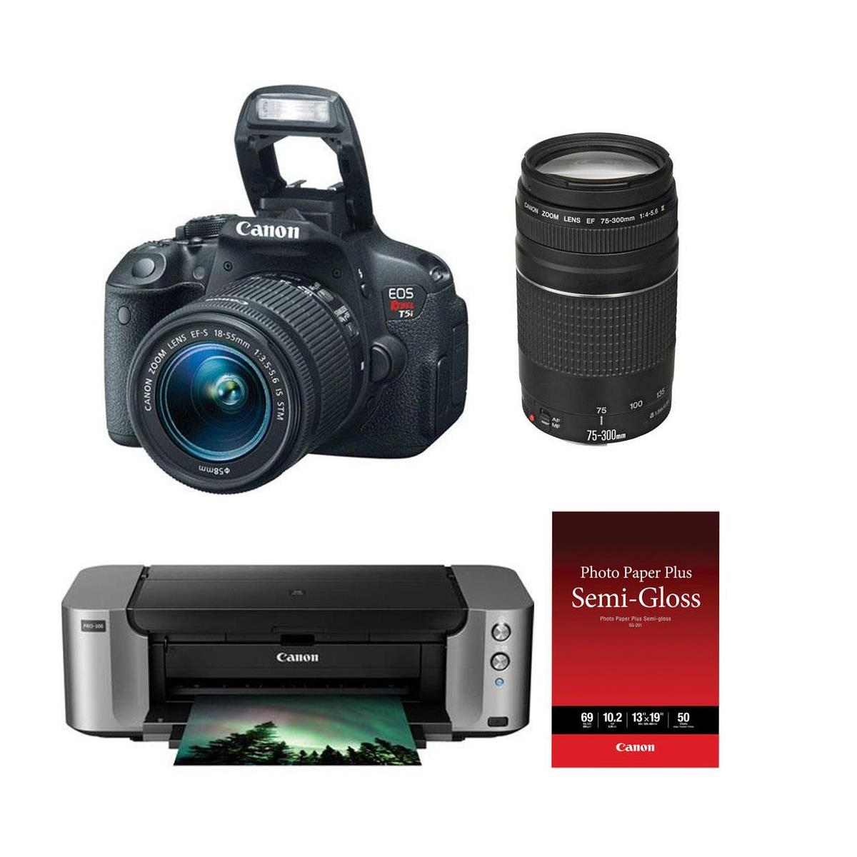 Canon t5i camera black friday deals