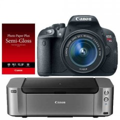 Canon EOS Rebel T5i with 18-55 Kit | Canon Camera and Lens