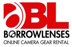 save 20% on gear rentals at borrowlenses + thanksgiving