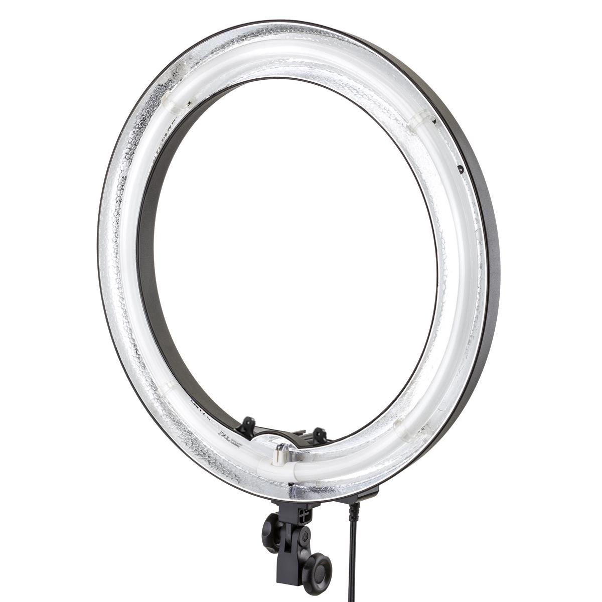 Adorama 1 Day Deal Flashpoint 19 Fluorescent Ring Light